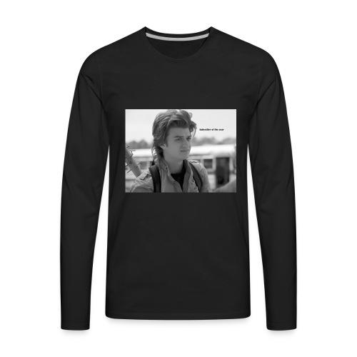 babysitter of the year - Men's Premium Long Sleeve T-Shirt