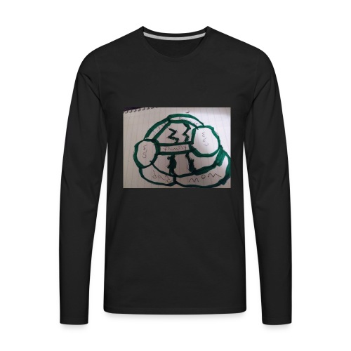 15172828979571369700860 - Men's Premium Long Sleeve T-Shirt