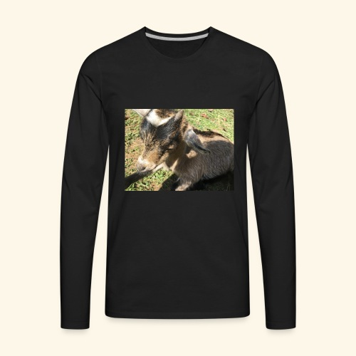 Dope goat - Men's Premium Long Sleeve T-Shirt