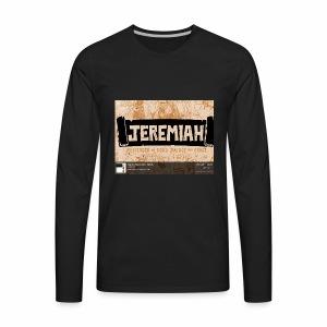 Jt's - Men's Premium Long Sleeve T-Shirt