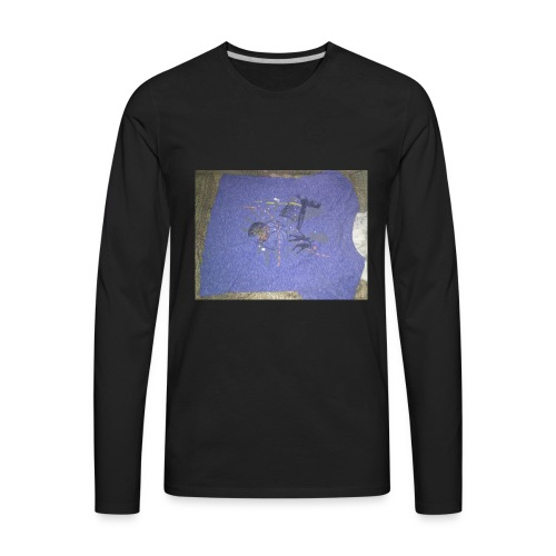 Basketball t-shirt - Men's Premium Long Sleeve T-Shirt