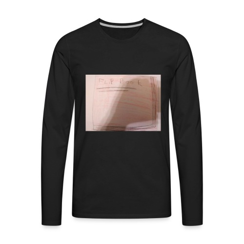 1518843380512flip book - Men's Premium Long Sleeve T-Shirt