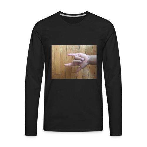 Jc - Men's Premium Long Sleeve T-Shirt