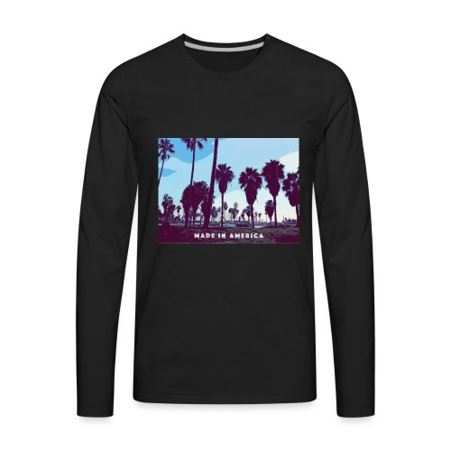 Made in America - Men's Premium Long Sleeve T-Shirt