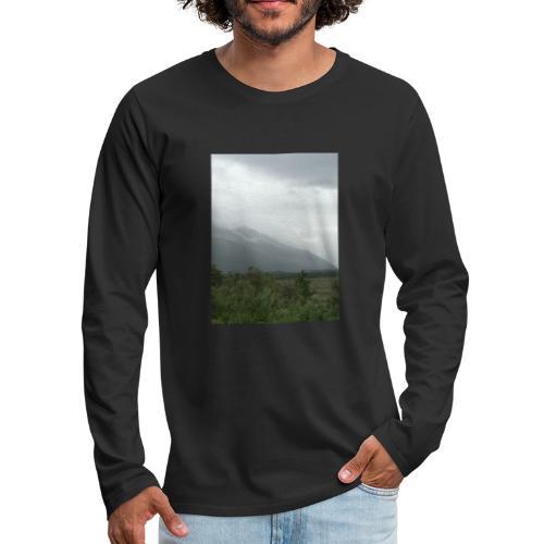 A8285ECD D4BF 4B6A 83BB 01E4F040208D - Men's Premium Long Sleeve T-Shirt