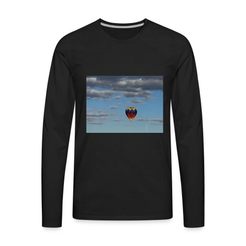 Hot Air Balloon Oct 2016 - Men's Premium Long Sleeve T-Shirt