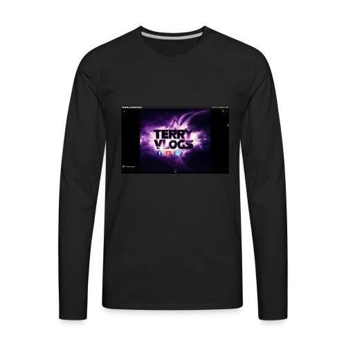 You gotta want it - Men's Premium Long Sleeve T-Shirt