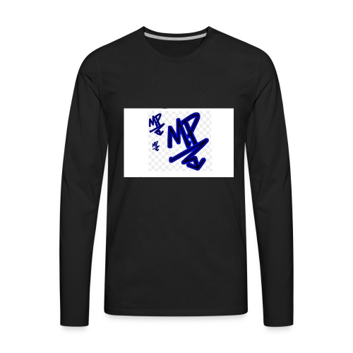 mp merch - Men's Premium Long Sleeve T-Shirt