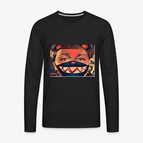 New T-Shirt with new logo - Men's Premium Long Sleeve T-Shirt