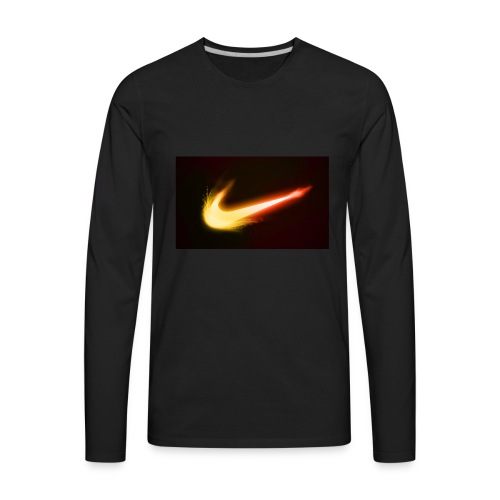 cool shirt - Men's Premium Long Sleeve T-Shirt