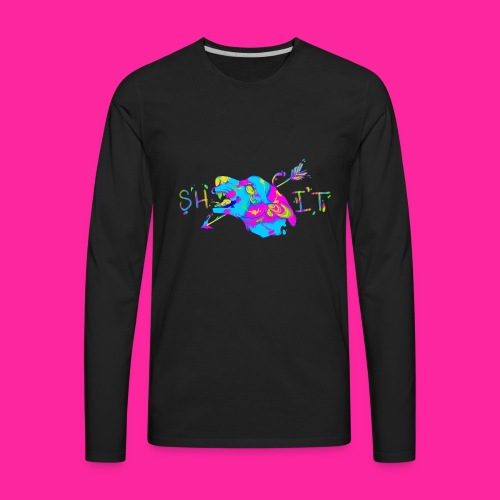 S H I T - CYM Series - Men's Premium Long Sleeve T-Shirt