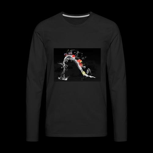 Cherry Whip - Men's Premium Long Sleeve T-Shirt