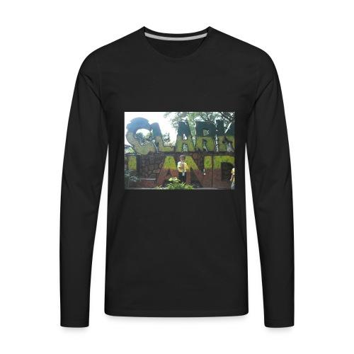 my Field trip Design womens tank tees - Men's Premium Long Sleeve T-Shirt