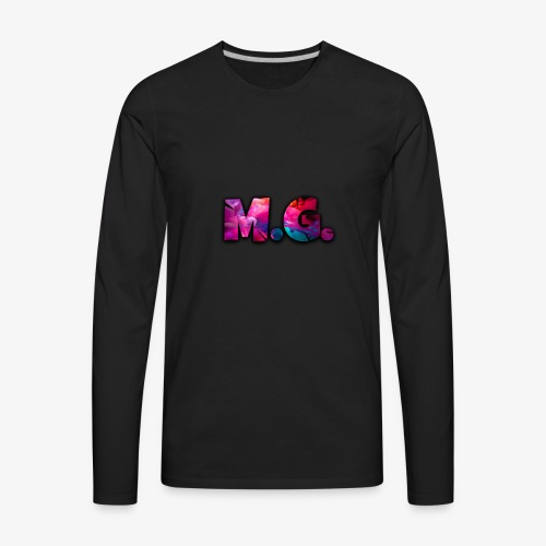 M.G. Designs - Men's Premium Long Sleeve T-Shirt