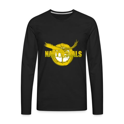 Navy Seals - Men's Premium Long Sleeve T-Shirt