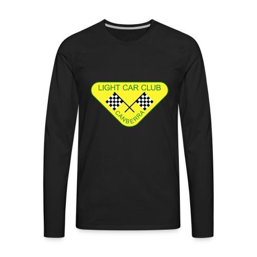 LCCC - Men's Premium Long Sleeve T-Shirt