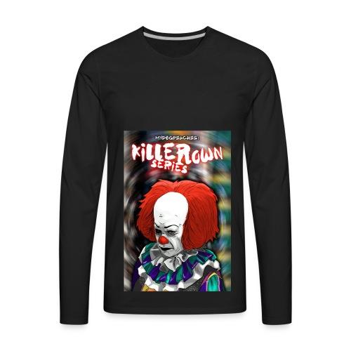 clown series - Men's Premium Long Sleeve T-Shirt