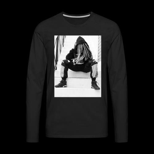 SLIM STINI - Men's Premium Long Sleeve T-Shirt