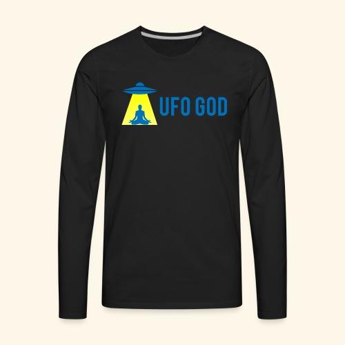 UFO GOD - Men's Premium Long Sleeve T-Shirt