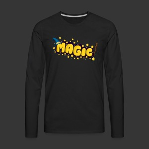 MAGIC - Men's Premium Long Sleeve T-Shirt