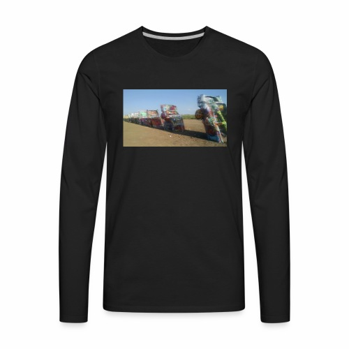 ATT 1440265995634 IMG 20150818 174344267 - Men's Premium Long Sleeve T-Shirt