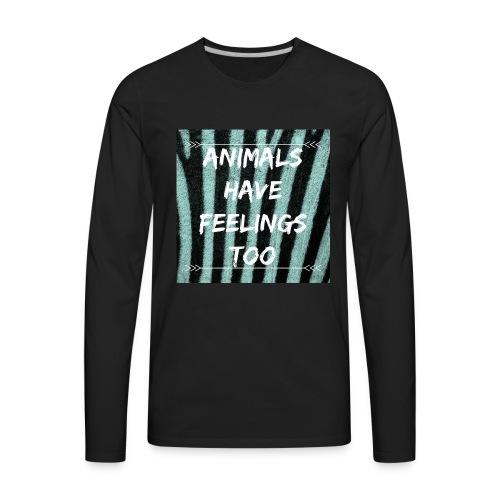 ANIMALS - Men's Premium Long Sleeve T-Shirt