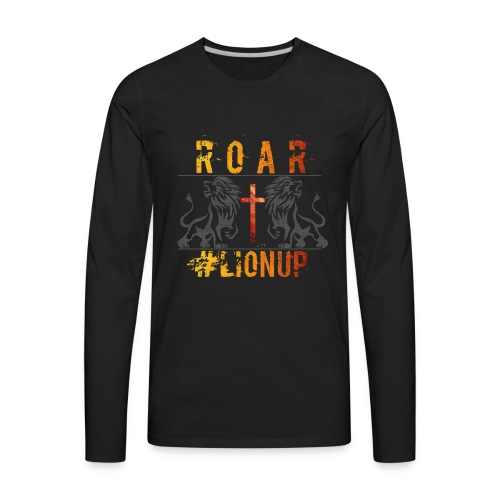 ROAR MENS GROUP - Men's Premium Long Sleeve T-Shirt