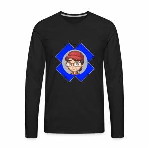 StratX Basic - Men's Premium Long Sleeve T-Shirt