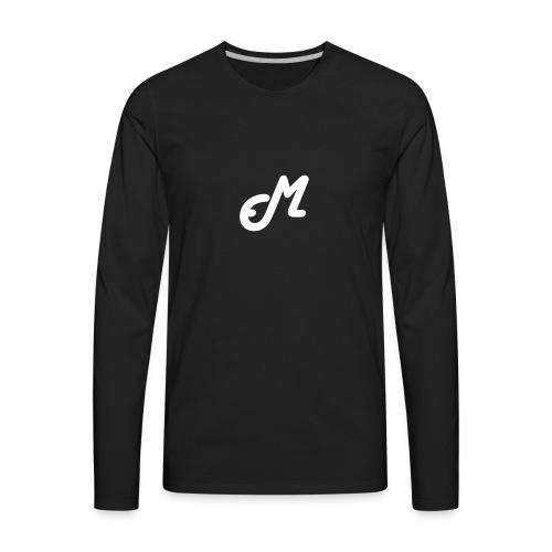 Miles - Design - Men's Premium Long Sleeve T-Shirt