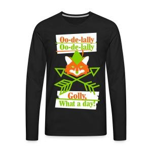 Ooodelally2 - Men's Premium Long Sleeve T-Shirt