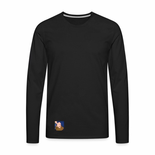 shagy T - Men's Premium Long Sleeve T-Shirt