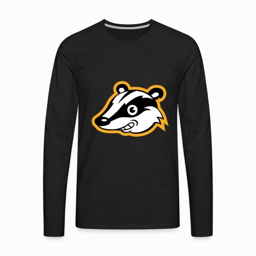 badger - Men's Premium Long Sleeve T-Shirt