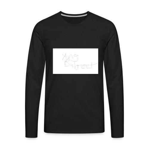 yung baljeet - Men's Premium Long Sleeve T-Shirt