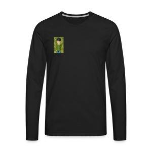 CamoFlauge - Men's Premium Long Sleeve T-Shirt
