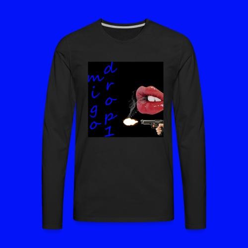 RJ Migo drop 1 part 1 - Men's Premium Long Sleeve T-Shirt