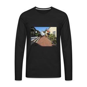 Historic Village - Men's Premium Long Sleeve T-Shirt