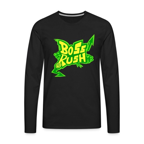 Boss Rush - Jet Set Edition - Men's Premium Long Sleeve T-Shirt