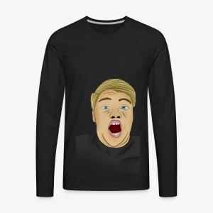 invitoos THE ARROW - Men's Premium Long Sleeve T-Shirt