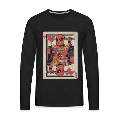Dp Fanmade Shirt - Men's Premium Long Sleeve T-Shirt