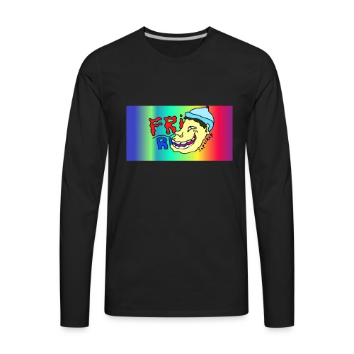 LOGO TSHIRT - Men's Premium Long Sleeve T-Shirt
