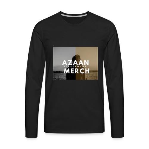 79E87DF1 DE56 4584 95F1 F20C47205018 - Men's Premium Long Sleeve T-Shirt
