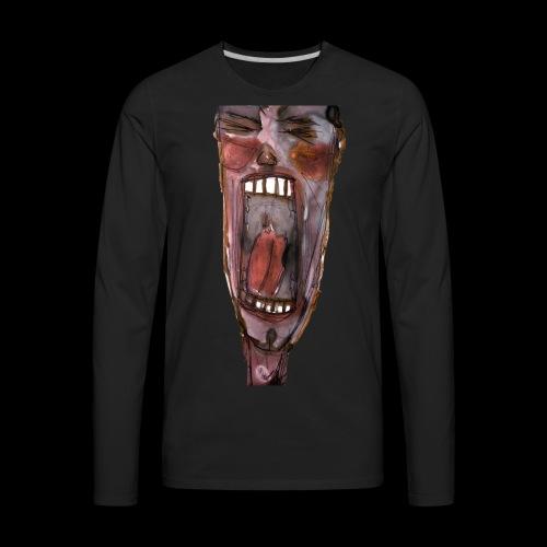My Anguish - Men's Premium Long Sleeve T-Shirt