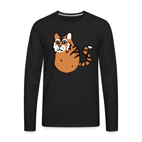 Tigtato - Men's Premium Long Sleeve T-Shirt
