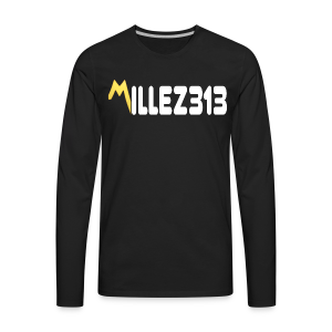 Millez313 With No Background - Men's Premium Long Sleeve T-Shirt