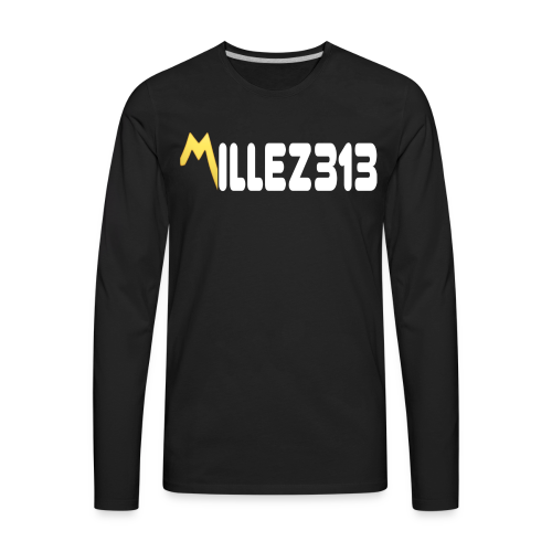 Millez313 With No Background - Men's Premium Long Sleeve T-Shirt
