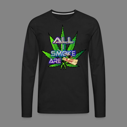 allismokearepapers - Men's Premium Long Sleeve T-Shirt