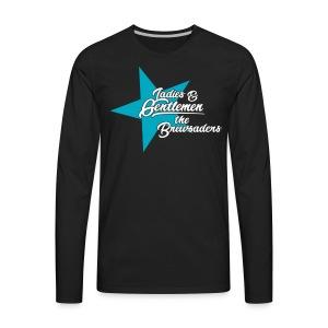 Ladies & Gentlemen - Men's Premium Long Sleeve T-Shirt