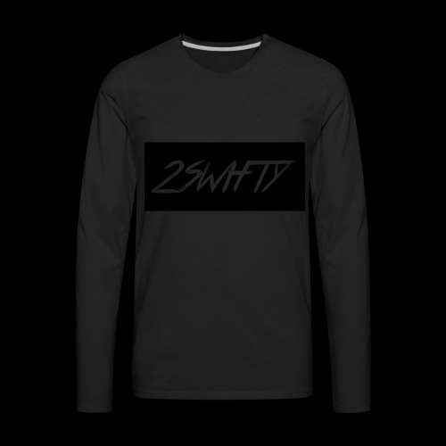 2SWIFTY GANG - Men's Premium Long Sleeve T-Shirt