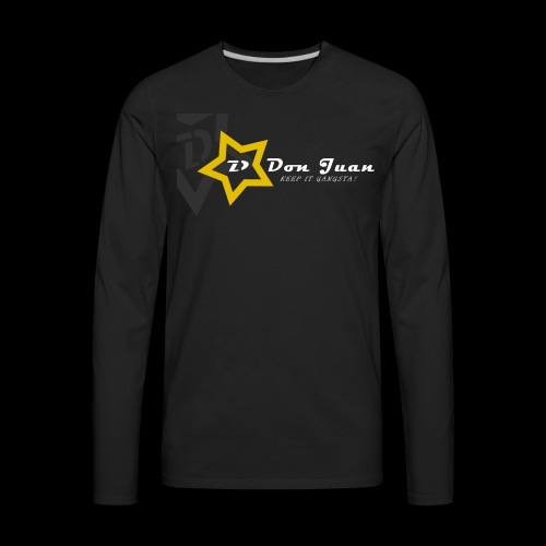 Don Juan Version 1 - Men's Premium Long Sleeve T-Shirt
