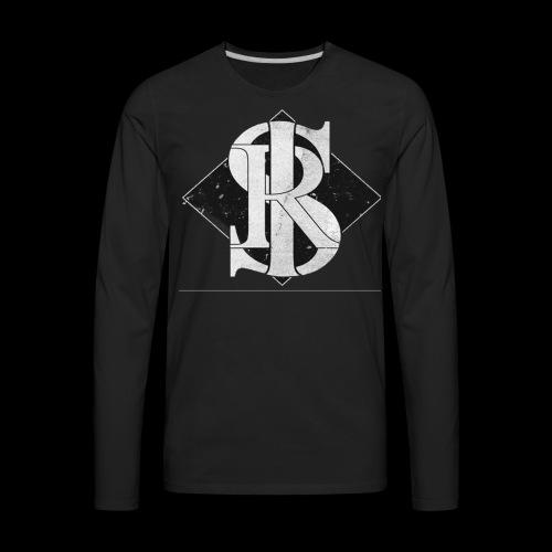 Skyline Standard logo - Men's Premium Long Sleeve T-Shirt